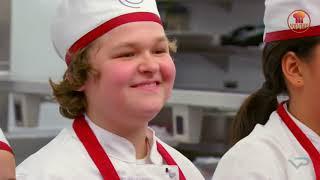 Лучший повар Америки Дети — Masterchef Junior — 1 сезон 5 серия