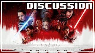 Discussion: Star Wars Episode VIII, The Last Jedi