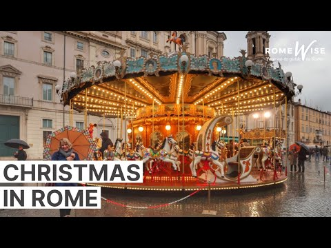 Christmas in Rome with Romewise