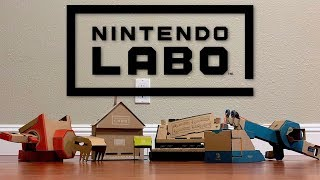 What Is Nintendo LABO? - Review!