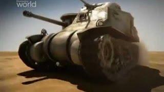 """Великие танковые сражения """"Битва при Эль Аламейне"""""""