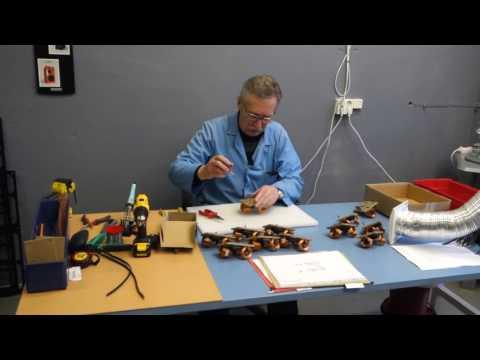 Производство  акустических систем Arslab и Penaudio на заводе в Риге
