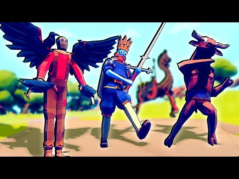 TABS HAS FINALLY RELEASED! Let's Find the Best Faction in Totally Accurate Battle Simulator!