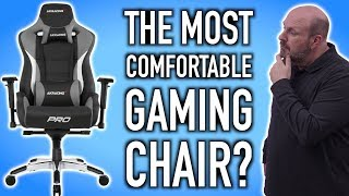 AKRacing Pro Gaming Chair - Its unbelievably comfortable!
