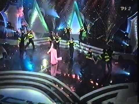Siti Nurhaliza -[Lakaran Kehidupan] on Japanese music TV program - Asia music festival 2001 Pt 2/3