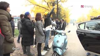 Showbiz Korea - FILMING SET OF DRAMA PRIME MINISTER AND I 드라마 총리와 나, 비밀 가득한 촬영 현장 대 공개!