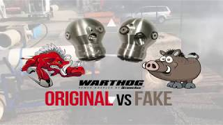 Nuova Contec - Warthog: Original vs Fake