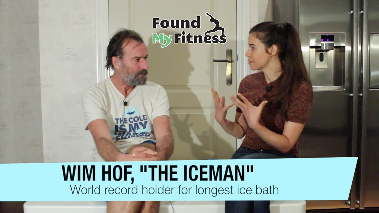 Wim Hof (the Iceman) on Defeating Extreme Cold & Attenuating the