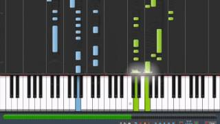 SET FIRE TO THE RAIN - Adele [piano tutorial by