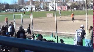 Drunk Ass Softball Players at Jackson Park Arkansas St. San Francisco Potrero Hill