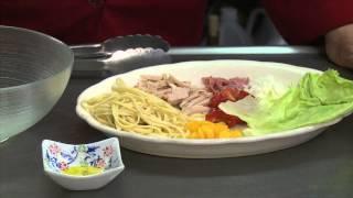 Linguini Chicken Pasta Salad Recipe : Summer Salad Recipes