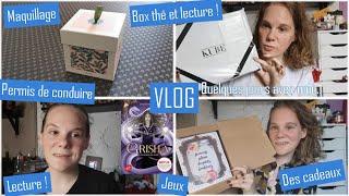 Vlog : Box Envouthé et Kube, de la lecture, des jeux, du papotage...