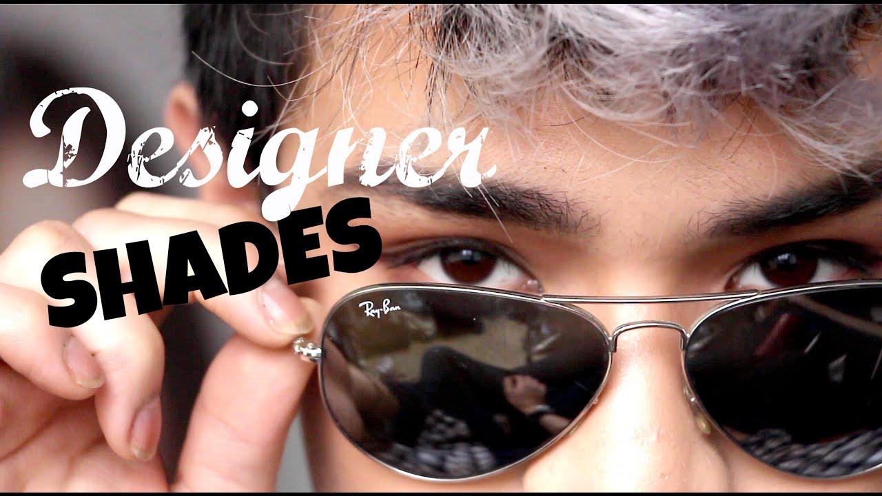 designer shades 2017