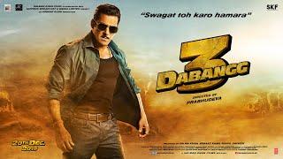 Download Lagu Dabangg 3 Motion Poster Salman Khan Sonakshi Sinha Prabhu Deva 20th December 2019 MP3