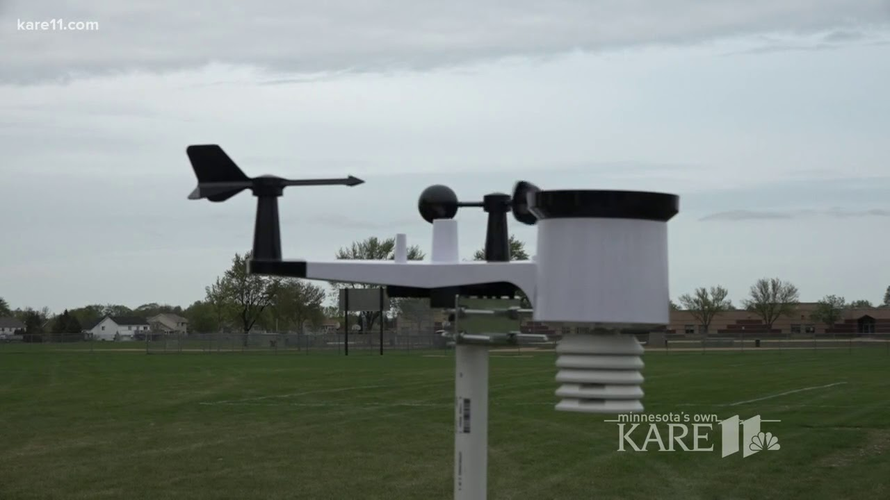 how to set up a weather station at home