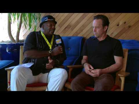 John Stockwell director of Kid Cannabis talks with Al McGhee