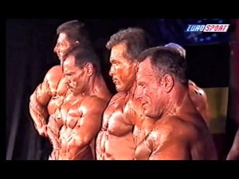 NABBA Worlds 1997 - Masters
