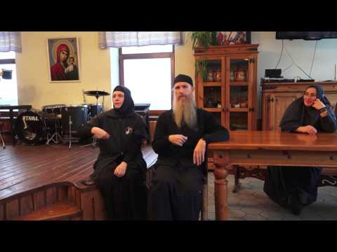 Монах Арсеније - Центар за лијечење наркомана и алкохоличара (Минск - Белорусија)
