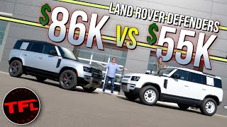 We Bought The CHEAPEST New Land Rover Defender In America!