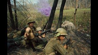 Хроника Войны: Боевые кадры Вьетнамской войны.