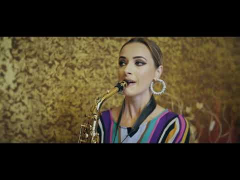 Strazile din Bucuresti - Mary Ann Sax & Andrei Gafton ( Live Session Saxophone Cover )