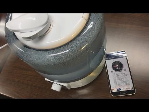 듀플렉스 초음파 가습기(DP-9090UH) 4L 생생 리뷰(실 소음 측정, 가습기 살균제 미사용)