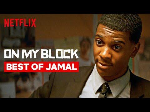 Best Of Jamal | On My Block | Netflix