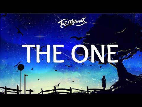 The Chainsmokers - The One (Lyrics)