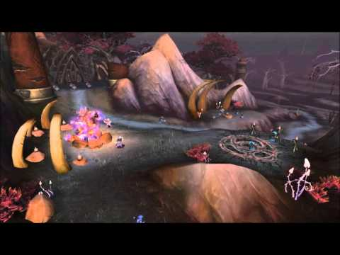 Spires of Arak - WoD music - World of Warcraft