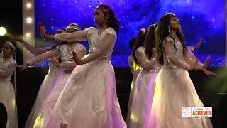 School of Achiever - Kudasan - 8th Annual Function - Hawa Hawai & Disco Dancer