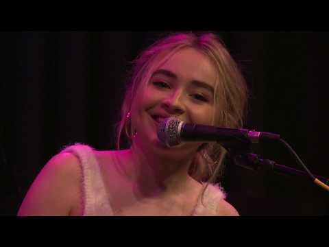 Sabrina Carpenter - Interview (LIVE 95.5)