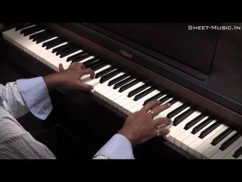 Kehna hi kya Piano Cover by Chetan Ghodeshwar.
