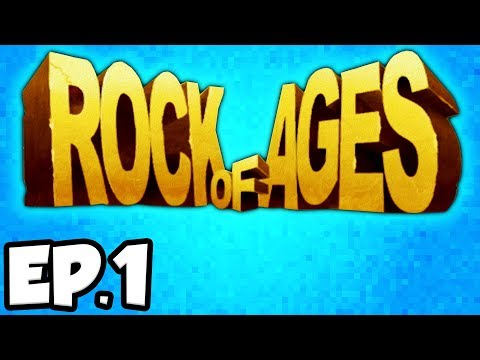 Rock of Ages Ep.1 - BATTLING HISTORICAL CHARACTERS!!! (Gameplay / Let's Play)