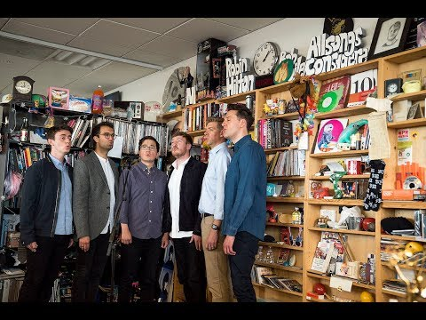The King's Singers: NPR Music Tiny Desk Concert