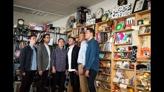 The King's Singers: NPR Music Tiny Desk Concert