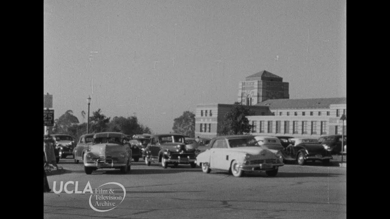 UCLA student film: Parking, Ltd  (1949)