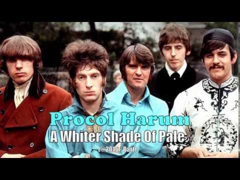 Procol Harum - A Whiter Shade Of Pale (Karaoke)