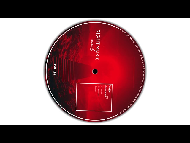 VAEN - Methylamine (Miro Dark Remix) [Right Music Records]