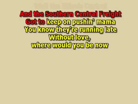 Dobbie Brothers Long Train Runnin  best karaoke instrumental lyrics