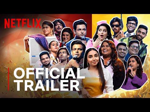 Comedy Premium League | Official Trailer | Tanmay Bhat, Prajakta Koli, Samay Raina & Many More!