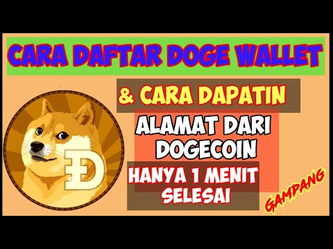 cara-membuat-dogecoin-wallet  cara-mendapatkan-alamat-dogecoin