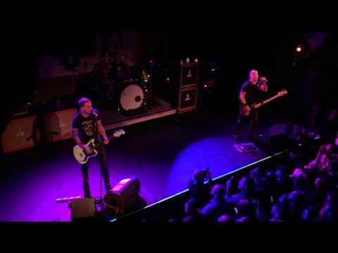 Alkaline Trio  Time To Waste  Past  Night 4 Brooklyn 2014