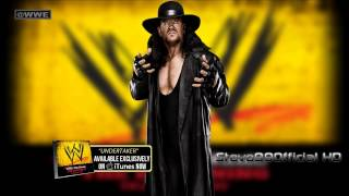 "WWE: Undertaker Unused Theme Song: ""Undertaker"" (Original Jim Johnston Demo)"