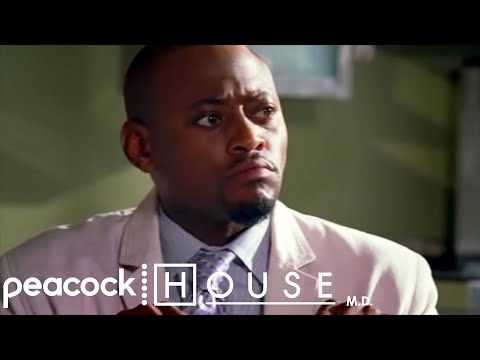 Foreman Lightens Up | House M.D.