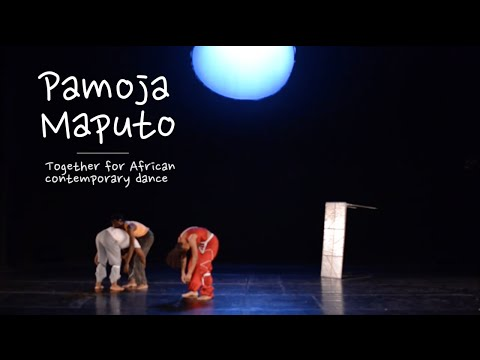 Pamoja Maputo - Together for contemporary African dance