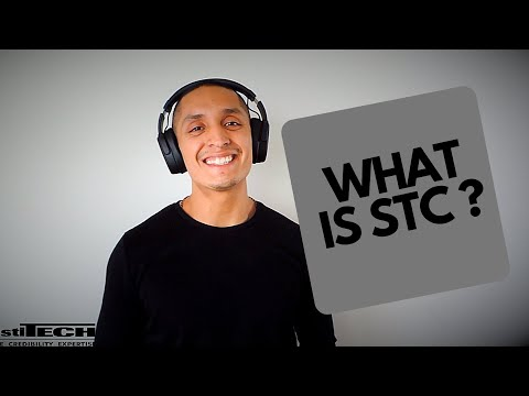 What is an STC rating? - Airborne noises