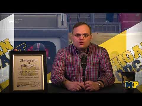 Michigan Podcast #031   The Tough Love Episode