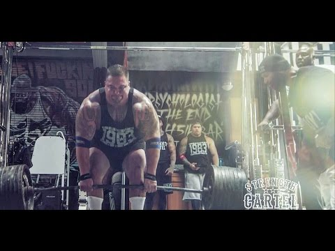 RAW (UNCUT) FOOTAGE | OG HEAVY HITTER -CT FLETCHER- AND STRENGTH CARTEL BANG OUT AT IRON ADDICTS GYM
