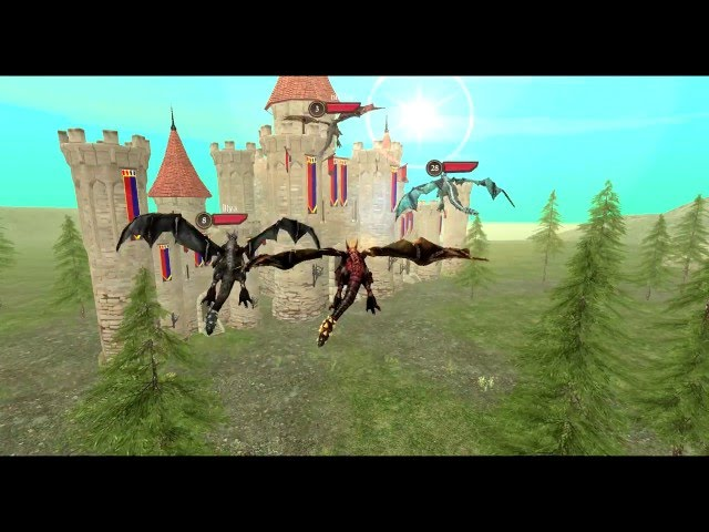 Dragon Sim Online: Multiplayer Teaser for iOS and Android