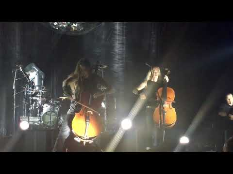Apocalyptica @ Mayan Theater Nothing else Matters BreN